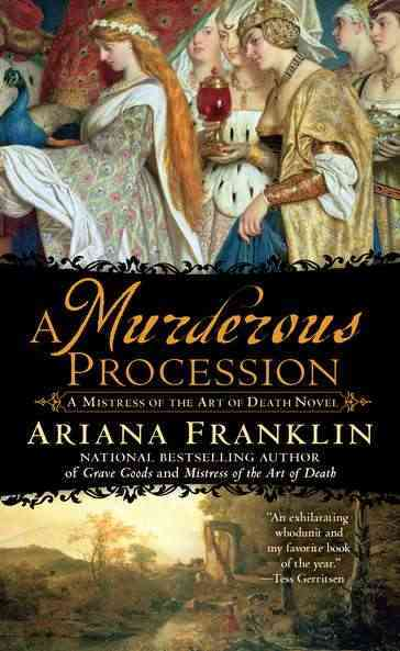 A Murderous Procession By Franklin, Ariana
